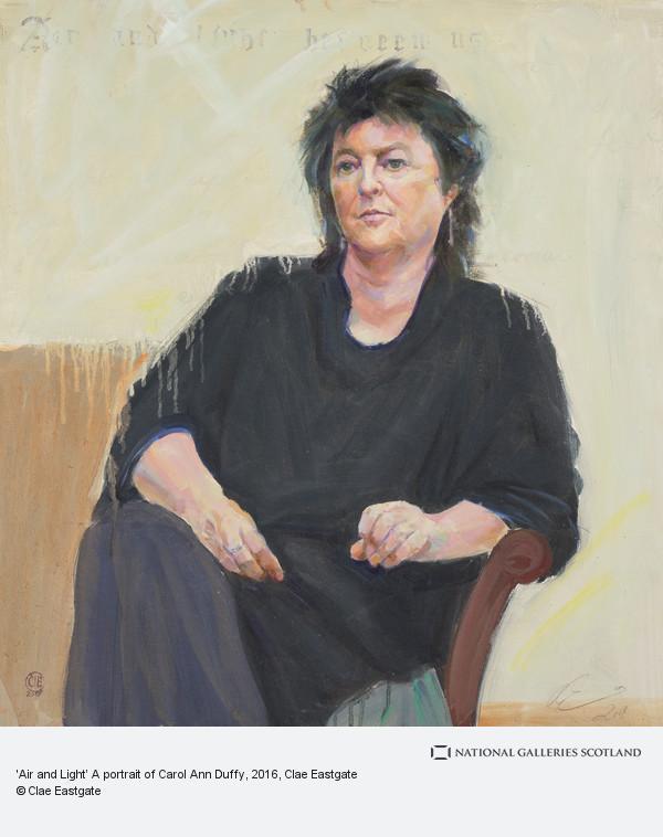 Clae Eastgate, 'Air and Light' A portrait of Carol Ann Duffy