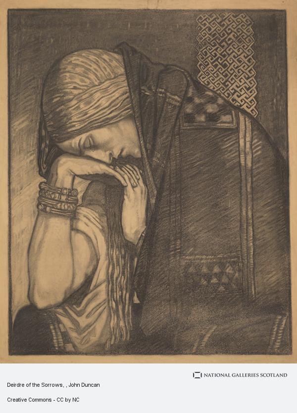 John Duncan, Deirdre of the Sorrows