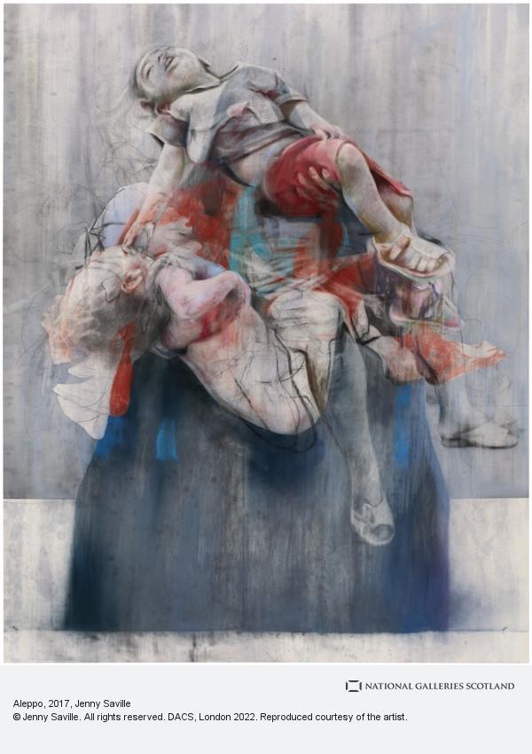 Jenny Saville, Aleppo