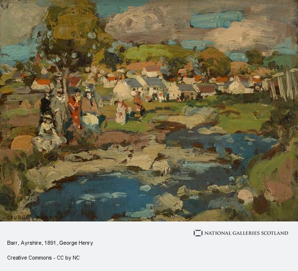 George Henry, Barr, Ayrshire