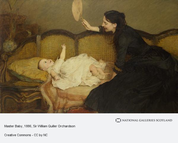 Sir William Quiller Orchardson, Master Baby