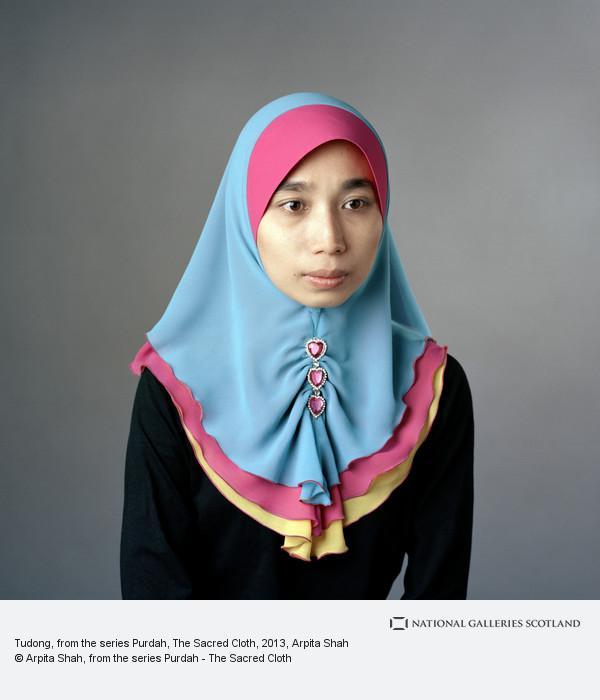 Arpita Shah, Tudong, from the series Purdah, The Sacred Cloth