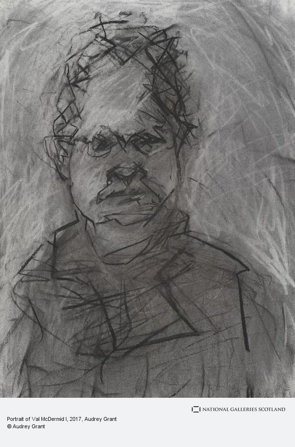 Audrey Grant, Portrait of Val McDermid I