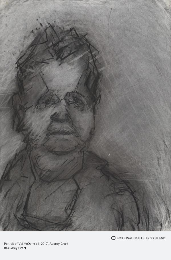 Audrey Grant, Portrait of Val McDermid II