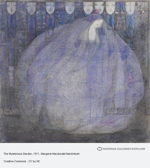 Margaret Macdonald Mackintosh, The Mysterious Garden