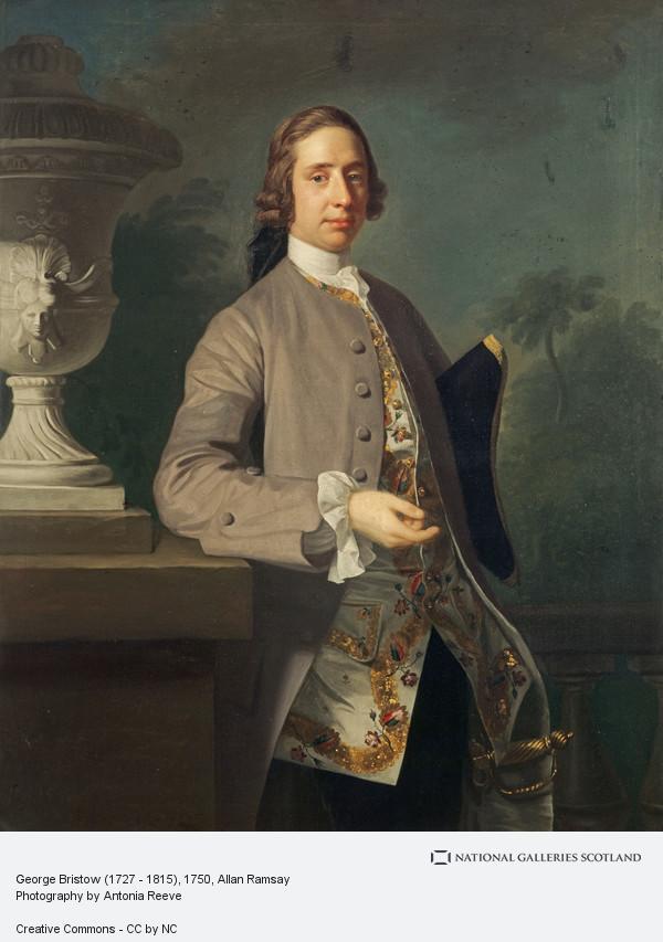 Allan Ramsay, George Bristow (1727 - 1815)