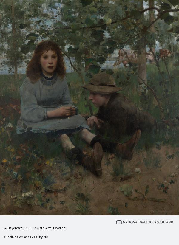 Edward Arthur Walton, A Daydream