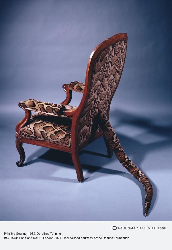 Dorothea Tanning, Primitive Seating