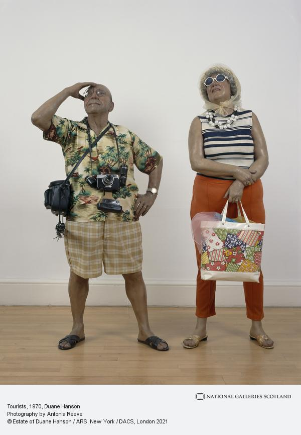 Duane Hanson, Tourists (1970)
