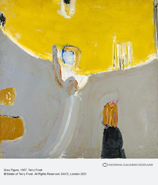 Terry Frost, Grey Figure