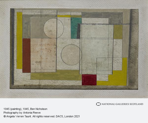 Ben Nicholson, 1945 (painting)