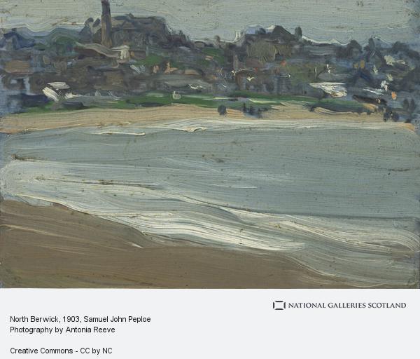 Samuel John Peploe, North Berwick (Dated 1903)