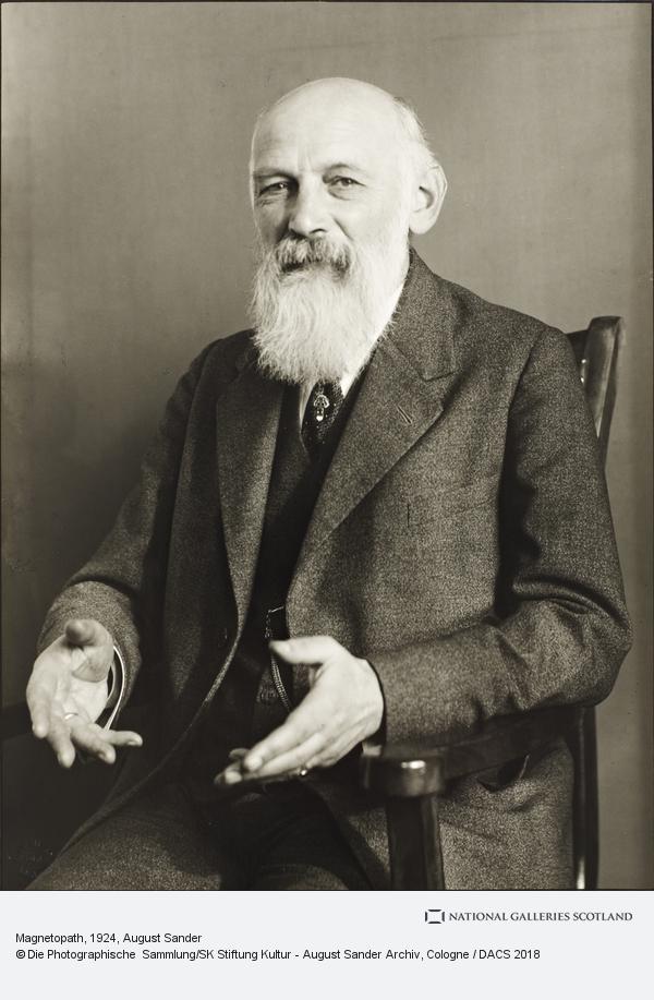 August Sander, Magnetopath, 1924 (1924)