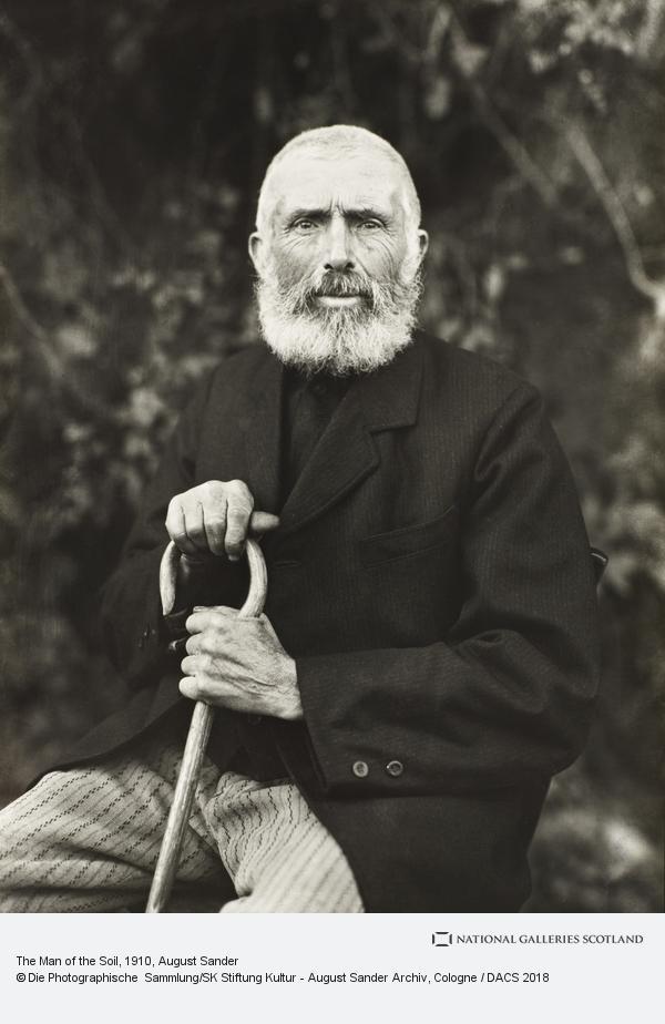 August Sander, The Man of the Soil (1910)