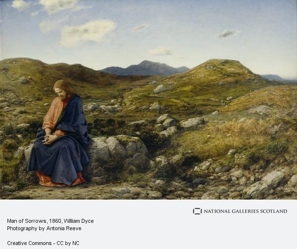 William Dyce, Man of Sorrows