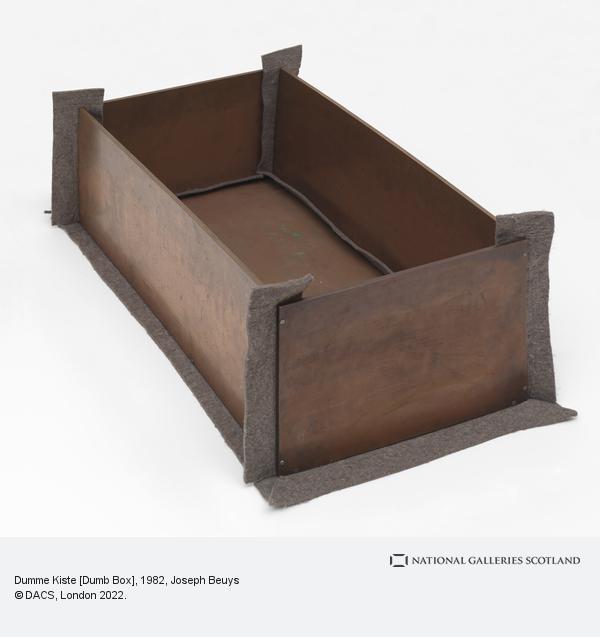 Joseph Beuys, Dumme Kiste [Dumb Box] (1982)