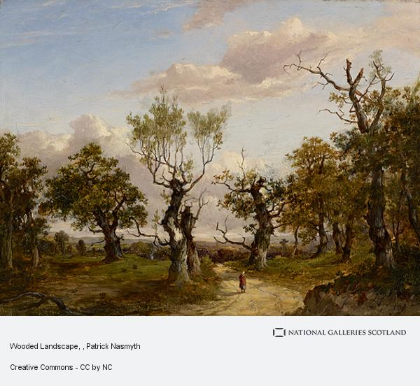 Patrick Nasmyth, Wooded Landscape