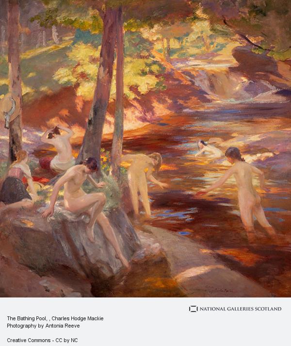 Charles Hodge Mackie, The Bathing Pool