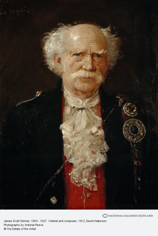 David Waterson, James Scott Skinner, 1843 - 1927. Violinist and composer