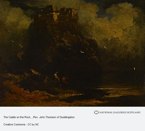 Rev. John Thomson, The Castle on the Rock