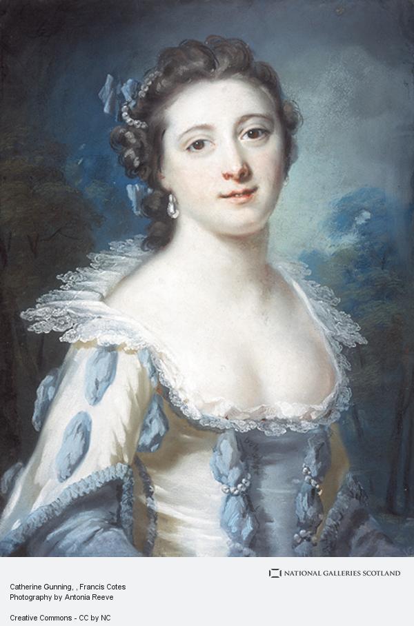 Francis Cotes, Catherine Gunning