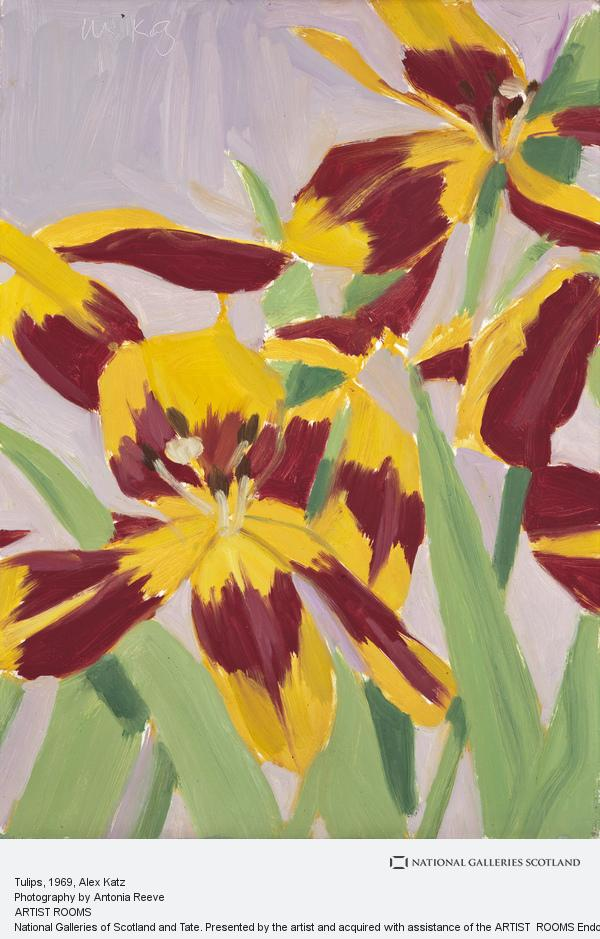 Alex Katz, Tulips