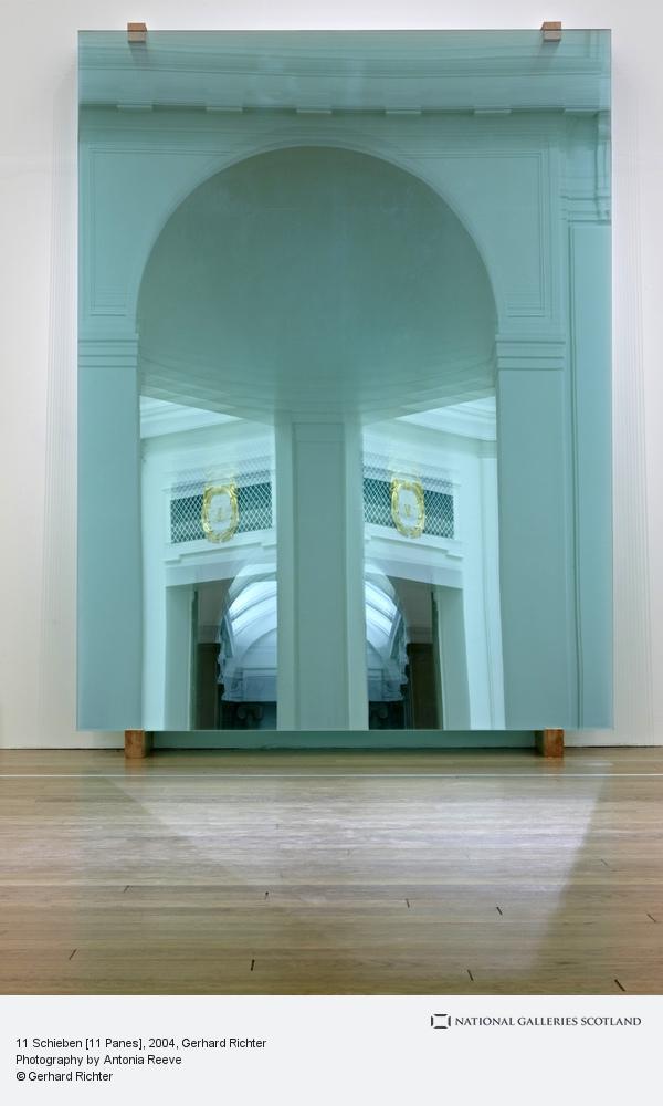 Gerhard Richter, 11 Schieben [11 Panes]