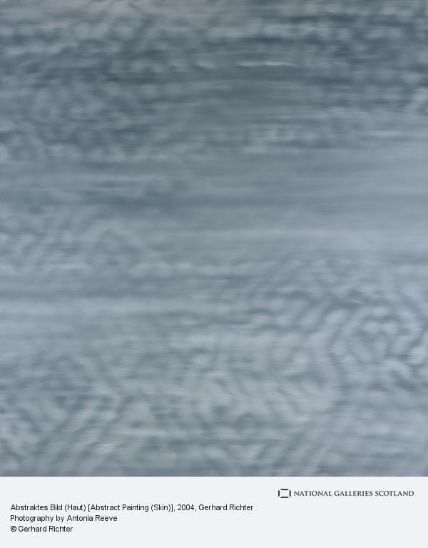Gerhard Richter, Abstraktes Bild (Haut) [Abstract Painting (Skin)] (2004)