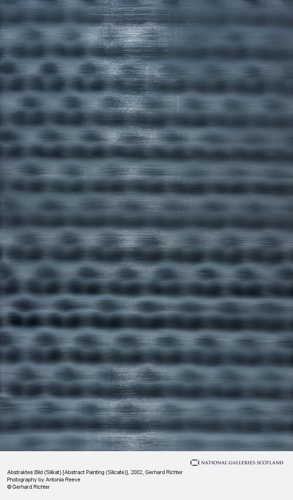 Gerhard Richter, Abstraktes Bild (Silikat) [Abstract Painting (Silicate)]