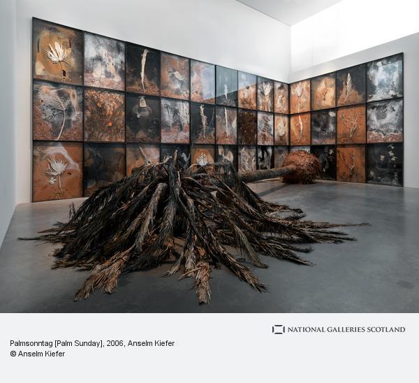 Anselm Kiefer, Palmsonntag [Palm Sunday] (2006)