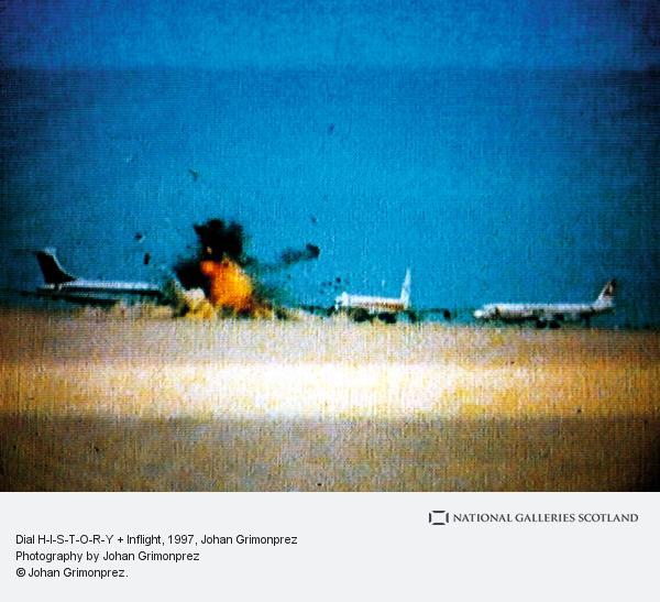 Johan Grimonprez, Dial H-I-S-T-O-R-Y + Inflight (1997 - 2001)