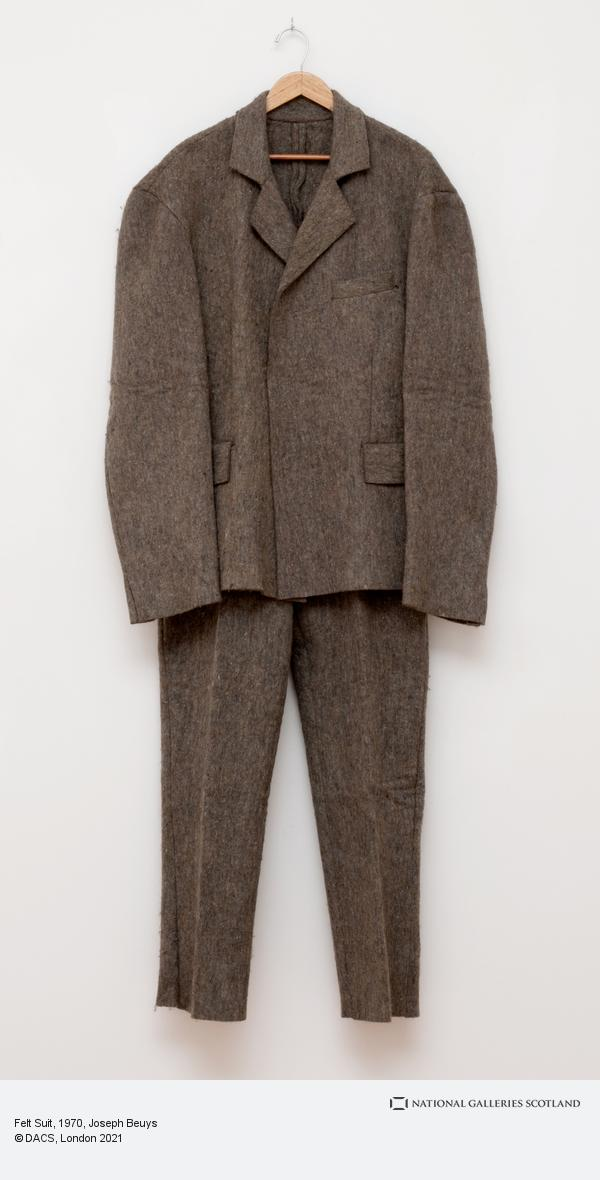 Joseph Beuys, Felt Suit (1970)