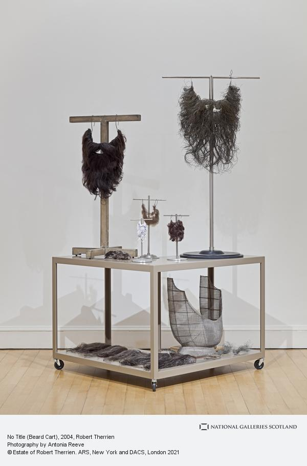 Robert Therrien, No Title (Beard Cart) (2004)