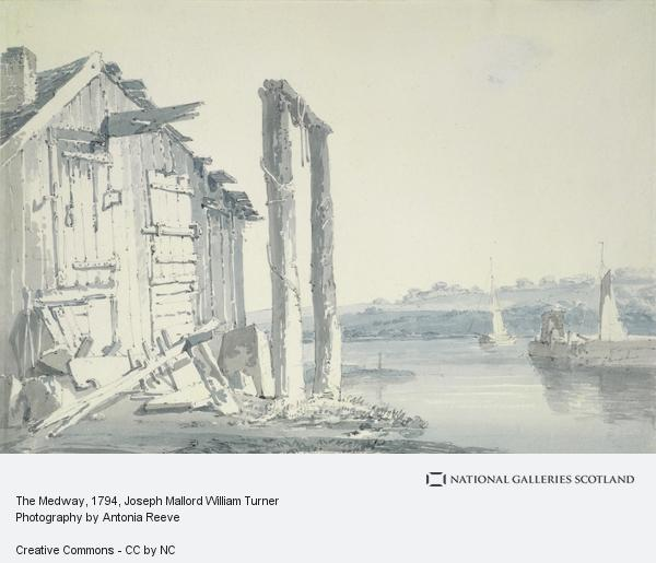 Joseph Mallord William Turner, The Medway