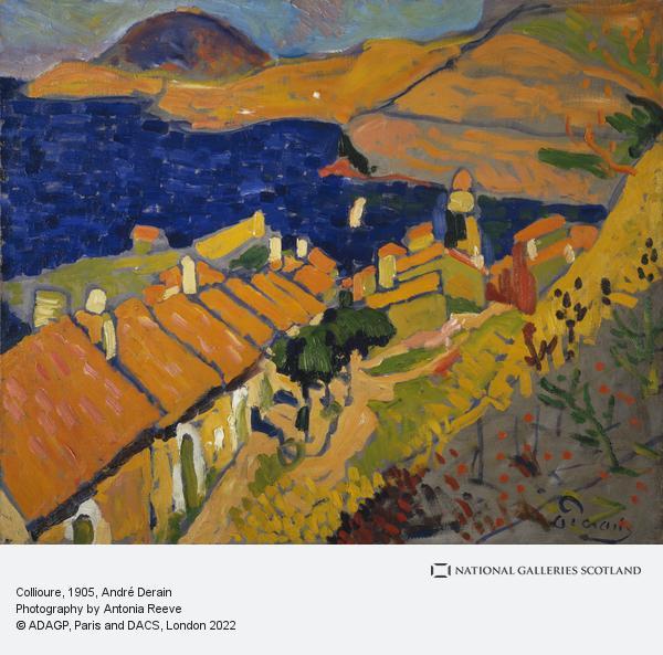 Andre Derain, Collioure (1905)
