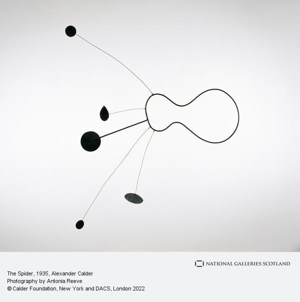 Alexander Calder, The Spider