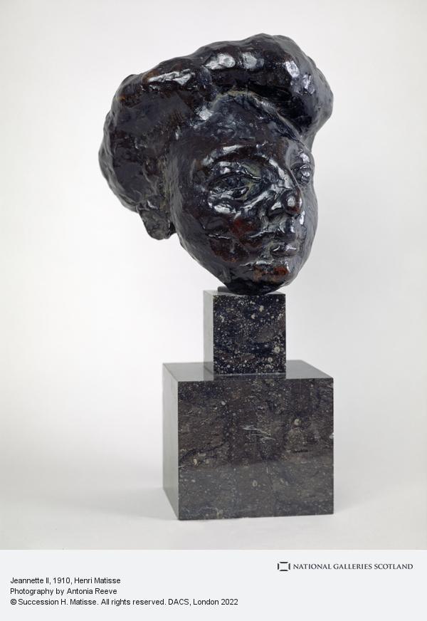 Henri Matisse, Jeannette II