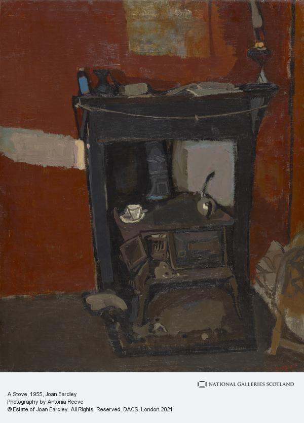 Joan Eardley, A Stove
