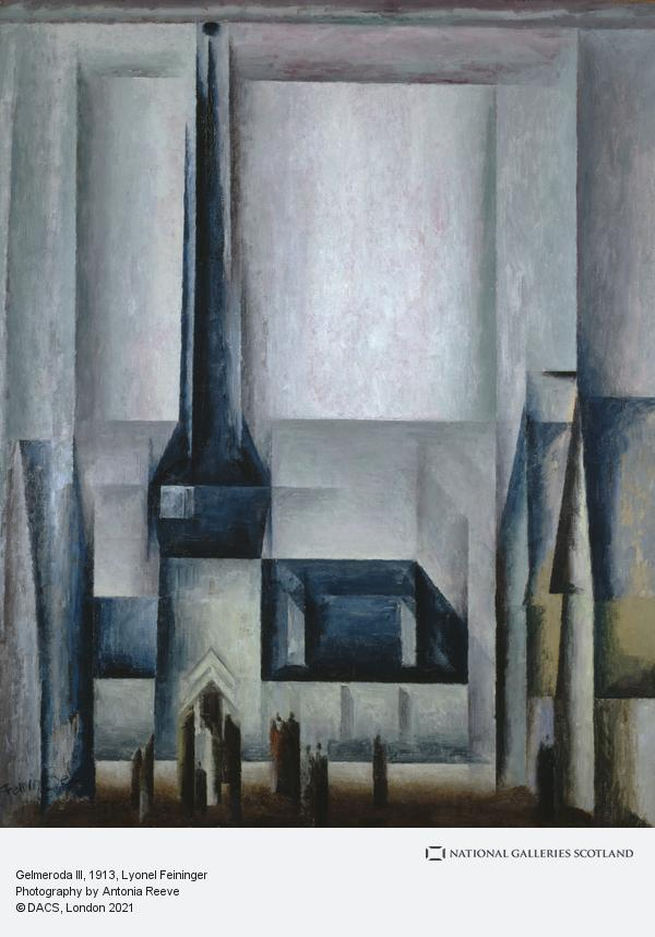 Lyonel Feininger, Gelmeroda III