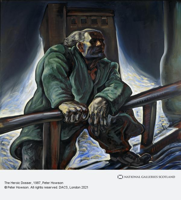 Peter Howson, The Heroic Dosser