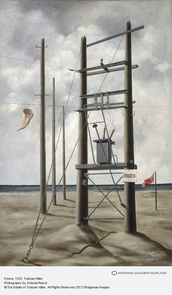 Tristram Hillier, Pylons