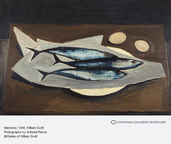 William Scott, Mackerel