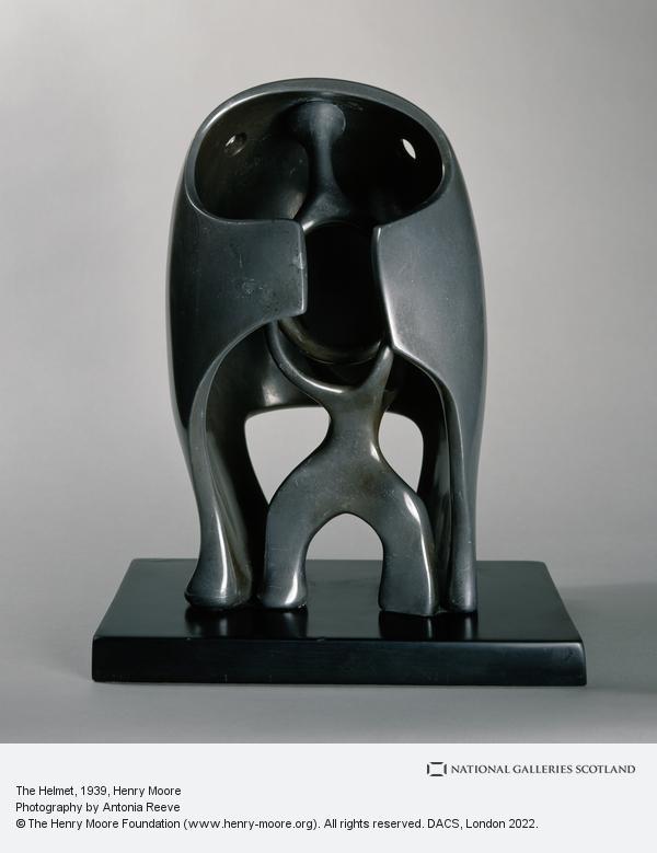 Henry Moore, The Helmet