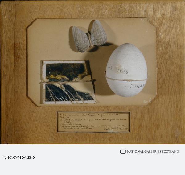 Andre Breton, Poème Objet [Poem-Object] (1935)