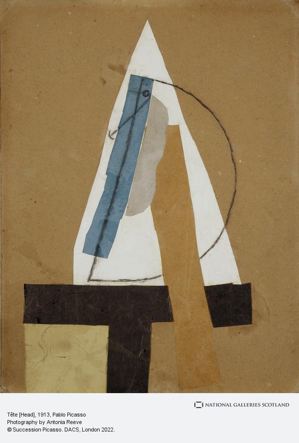 Pablo Picasso, Tête [Head]