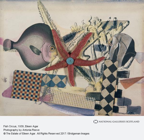 Eileen Agar, Fish Circus