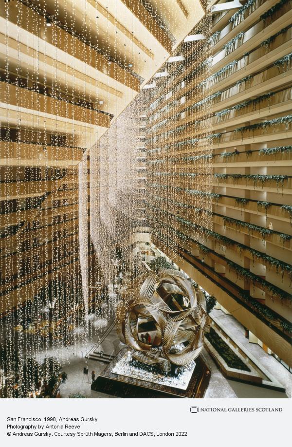 Andreas Gursky, San Francisco
