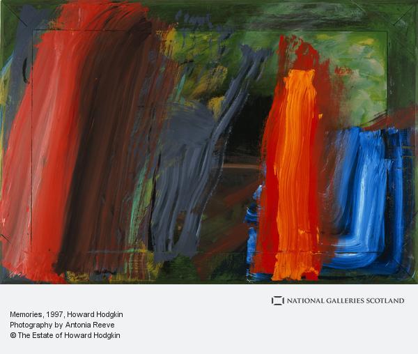 Howard Hodgkin, Memories