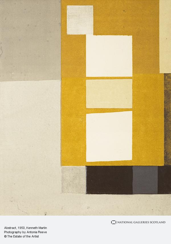 Kenneth Martin, Abstract