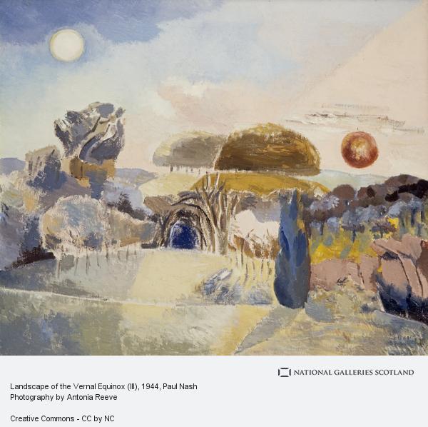 Paul Nash, Landscape of the Vernal Equinox (III)